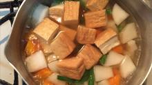 あごだしの揚げだし豆腐